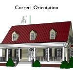 Correct Antenna Orientation