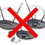 Indoor Antennas are NOT adequate for DTV